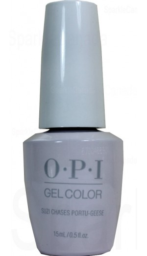 GCL26 Suzi Chases Portu-geese By OPI Gel Color