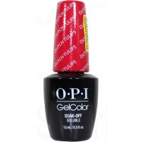 Dutch Tulips By OPI Gel Color