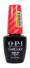 Cajun Shrimp By OPI Gel Color