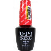 Cajun Shrimp By OPI Gel Color