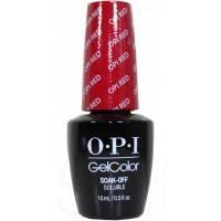 OPI Red By OPI Gel Color