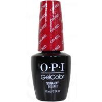 OPI Red By OPI Gel Color