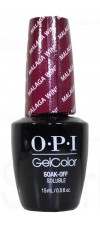 Malaga Wine By OPI Gel Color