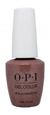 Metallic Composition By OPI Gel Color