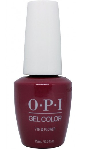 GCLA05 7th & Flower By OPI Gel Color