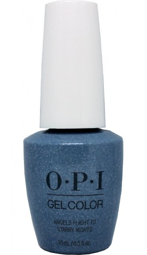 GCLA08 Angels Flight to Starry By OPI Gel Color