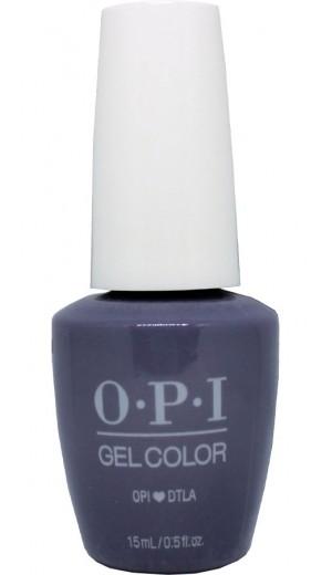 GCLA09 OPI Heart DTLA By OPI Gel Color