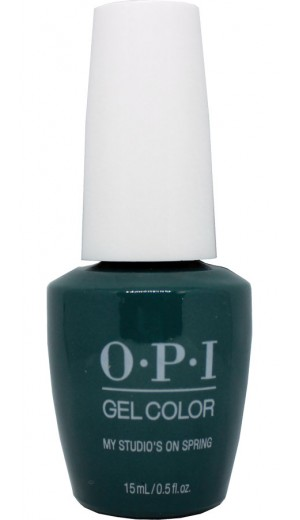 GCLA12 My Studio s on Spring By OPI Gel Color