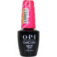 Strawberry Margarita By OPI Gel Color