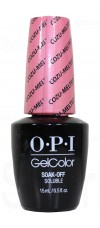 Cozu-Melted The Sun By OPI Gel Color