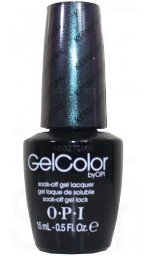 GCM79 Kermit Me To Speak By OPI Gel Color