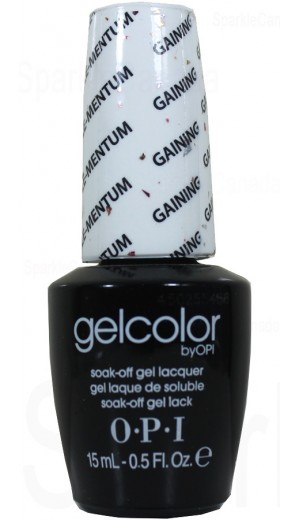 GCM80 Gaining Mole-mentum By OPI Gel Color