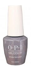 OPI Nails The Runway By OPI Gel Color
