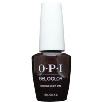 Complimentary Wine By OPI Gel Color