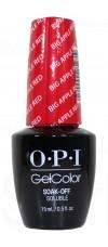 Big Apple Red By OPI Gel Color