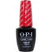 Big Apple Red By OPI Gel Color