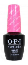 Hotter than You Pink By OPI Gel Color