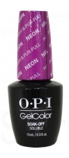 Push and Pur-Pull By OPI Gel Color