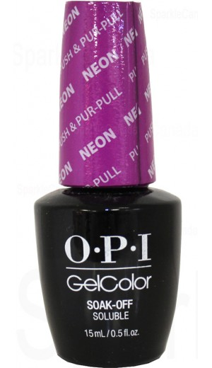GCN37 Push and Pur-Pull By OPI Gel Color