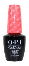 Down to the Core-al By OPI Gel Color