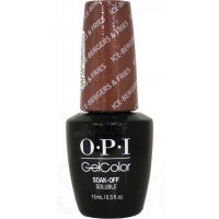 Ice-Bergers and Fries By OPI Gel Color