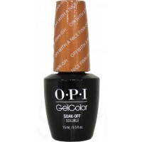 OPI with a Nice Finn-ish By OPI Gel Color