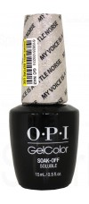 My Voice is a Little Norse By OPI Gel Color