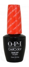 Can't Afjord Not To By OPI Gel Color