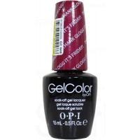 Thank Glogg It's Friday By OPI Gel Color