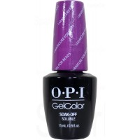 I Manicure for Beads By OPI Gel Color