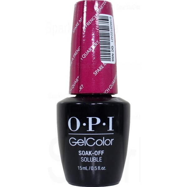 OPI Gel Color, Spare Me A French Quarter? By OPI Gel Color