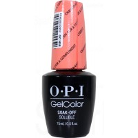 Crawfishin' for a Compliment By OPI Gel Color