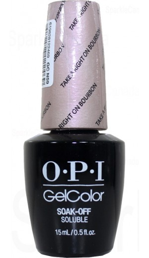 GCN59 Take A Right On Bourbon By OPI Gel Color