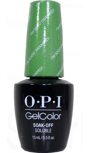 GCN60 I m Sooo Swamped! By OPI Gel Color