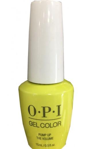 GCN70 Pump Up The Volumn By OPI Gel Color
