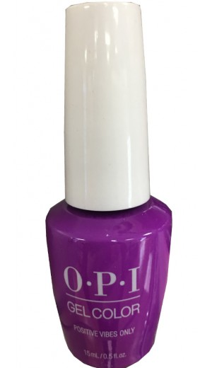 GCN73 Positive Vibes Only By OPI Gel Color