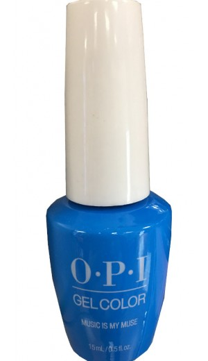 GCN75 Music Is My Muse By OPI Gel Color
