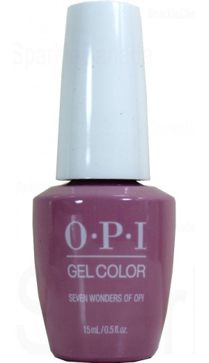 GCP32 Seven Wonders of OPI By OPI Gel Color