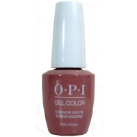 Somewhere Over the Rainbow Mountains By OPI Gel Color