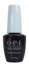 Yes My Condor Can-do! By OPI Gel Color