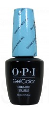 Sailing and Nail-ing By OPI Gel Color