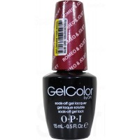 Romeo and Joliet By OPI Gel Color