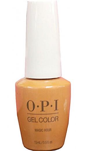GCSR2 Magic Hour By OPI Gel Color