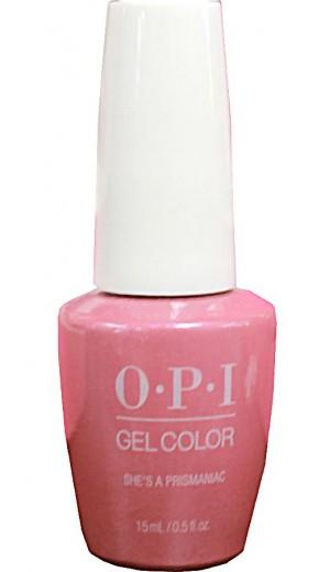 GCSR3 She s a Prismaniac By OPI Gel Color