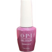 Rainbows a Go Go By OPI Gel Color