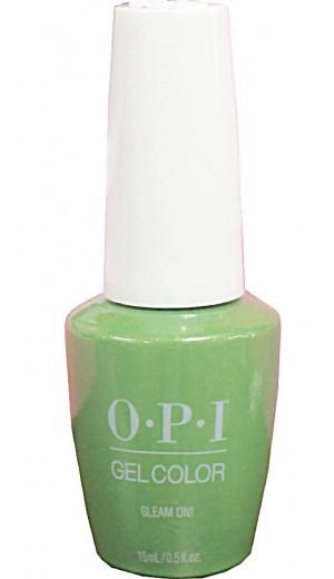 GCSR6 Gleam On! By OPI Gel Color