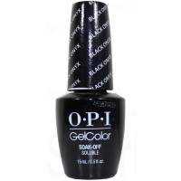 Black Onyx By OPI Gel Color