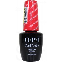 I Eat Mainely Lobster By OPI Gel Color