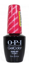 My Address Is Hollywood By OPI Gel Color