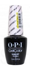 Chiffon My Mind By OPI Gel Color